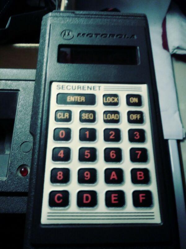Motorola DVP XL Key Veriable Loader