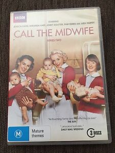Call The Midwife Complete Series Two Drummoyne Canada Bay Area Preview