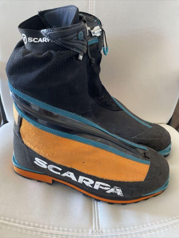 Scarpa Phantom Tech Mountaineering Boots Size 44 / 10.5 US.