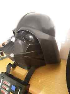 Darth Vader Mask with sound and voice box Kingsley Joondalup Area Preview