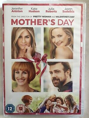 Mother's Day DVD (2016) Jennifer Aniston, Marshall.FREE POST