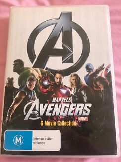 Avengers 6 Movie Collection
