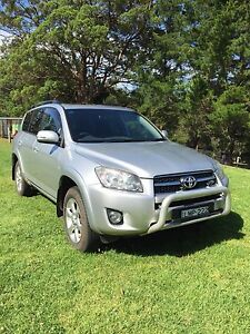 Toyota Rav 4 sx6 2011 Comboyne Port Macquarie City Preview