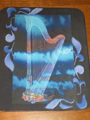 Pedal Harp Mouse Pad for sale  Fort Collins