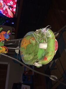 Fisher price rain forest