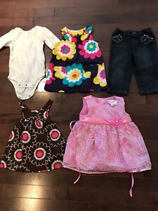 Size 9 month lot