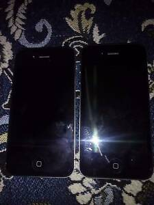 2 iPhone 4 for 70$ each South Granville Parramatta Area Preview