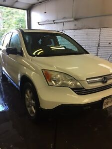 2009 HONDA CRV AWD SUNROOF $7495