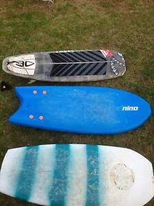 3 Boards for fun waves Merewether Newcastle Area Preview