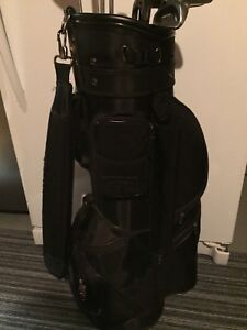 LH Golf clubs with bag