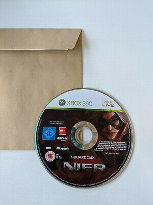 Nier Xbox 360 Game PAL UK Seller