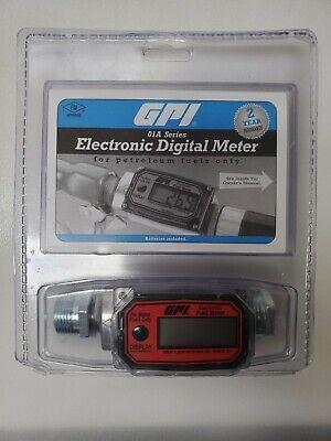 Gpi 113255-1 1 Digital Fuel Meter 01a31gm