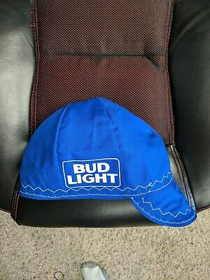 Wendys Welding Hat Made With Bud Light Application New