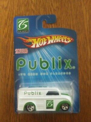Hot Wheels PUBLIX DAIRY DELIVERY