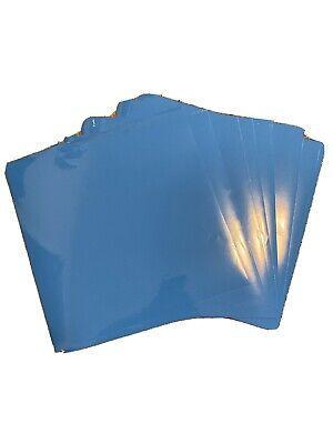 Vinyl Cricut Oracal High Performance Cast 751 5 12x12 Sheets Light Blue