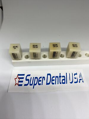 Cerec Inlab Sirona Milling Unit 2 Notches Superdentalusa Blocks