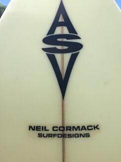 Neil Cormack Surfboard