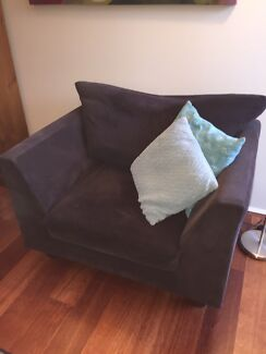 Dare Gallery 3 Seat Sofa & matching chair Paddington Brisbane North West Preview