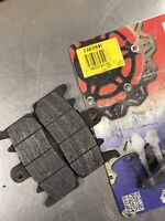 Brake pad spyder 2013 rss
