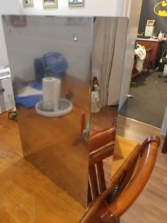 Bathroom Vanities Queanbeyan bathroom vanity/cabinet, matching mirrorred cupboard & towelrails