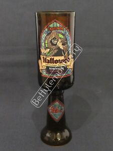 IRON MAIDEN LTD EDITION HALLOWED TROOPER BEER/ALE GLASS GOBLET -100% RECYCLED