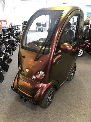 Brand New! Cabin Car MK2 Plus Mobility Scooter (Free UK Delivery)