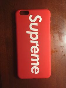 Case SUPREME iPhone 6/6s Plus