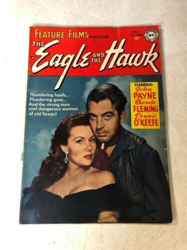 FEATURE FILMS #3 EAGLE and the HAWK 1950 fleming payne o
