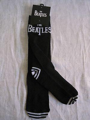 Beatles Socks English Rock Band Lennon McCartney Ringo Apparel Music New 16