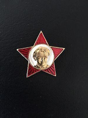 UdSSR Abzeichen Oktober Stern Pfadfinder Lenin  Anstecker Pin Sowjetunion Pionie