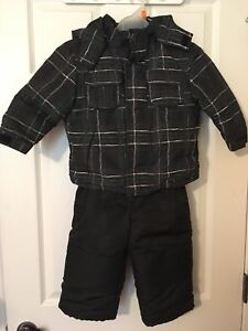 Boys Snowsuit 2T