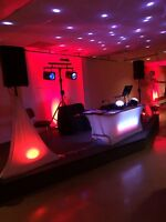 PREMIUM WEDDING DJ SERVICE with UPLIGHTING ..$595 tax in