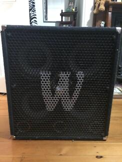 Warwick 411 Pro bass cabinet 4x10 (MADE IN GERMANY) 600 watts RMS
