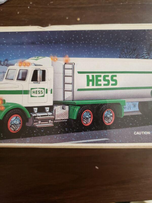 1990 Hess Tanker Truck , Original Box