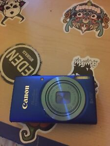 LIKE NEW CANON ELPH115 IS CAMERA