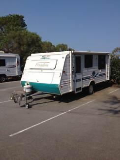 Jayco Freedom Poptop Caravan Baldivis Rockingham Area Preview