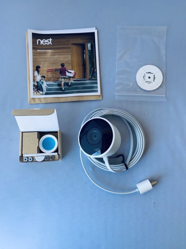 Nest NEST-0140 Surveillance Cameras Outdoor Security **Fast Shipping **