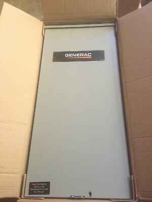 Generac 200 Amp Whole House Automatic Transfer Switch