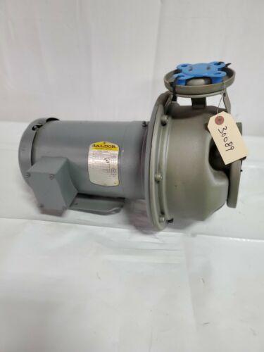 """Goulds G & L Series 1"""" x 2"""" – 6 Centrifugal Pump 80 GPM @ 30' TDH, 2 HP, 230/460"""