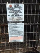 Cargo barrier for prado and pajero Airlie Beach Whitsundays Area Preview