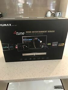 Humax 4tune Home Entertainment Server Mundaring Mundaring Area Preview