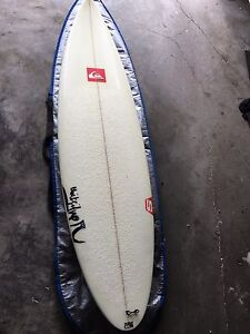 "Simon Anderson ""Quiksilver"" Surfboard Indooroopilly Brisbane South West Preview"
