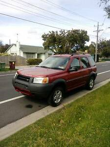 1998 Land Rover Freelander Wagon Doveton Casey Area Preview