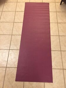Yoga Exercise Fitness Mat with Easy Carry Bag