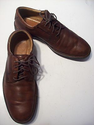 Bostonian Vantage Brown Leather Loafers Oxfords 26082 Shoes Size 10 @ cLOSeT