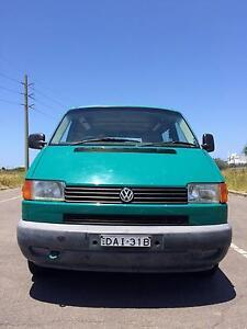 1997 Volkswagen Transporter Van/Minivan New Lambton Heights Newcastle Area Preview