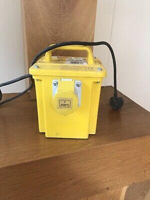 110v transformer used
