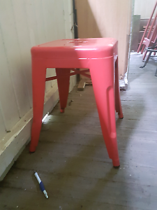 Red bar stools Leura Blue Mountains Preview