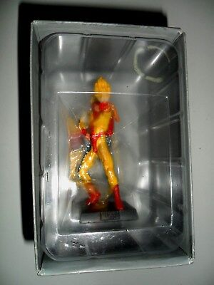 Action Figure Marvel PYRO #11 Figures Supereroi Collection Figurine  , usato usato  Ca' de Caroli