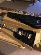 BRAND NEW black Ukulele!!!! Brisbane City Brisbane North West Preview